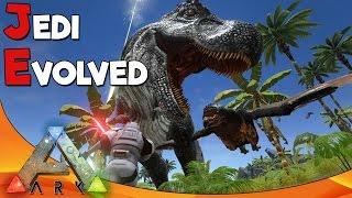 JEDI EVOLVED   ARK Survival Evolved