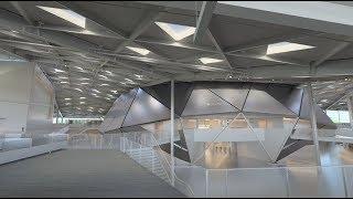 видео Лаборатория NVIDIA в Санта-Кларе