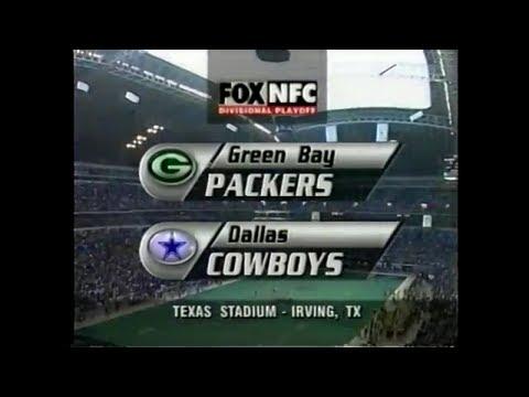 1995-01-08 NFC Divisional Playoff Green Bay Packers Vs Dallas Cowboys