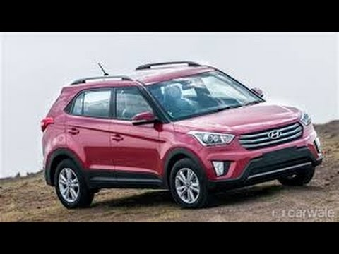 Creta 2017 White >> Hyundai Creta 2017 Review Youtube