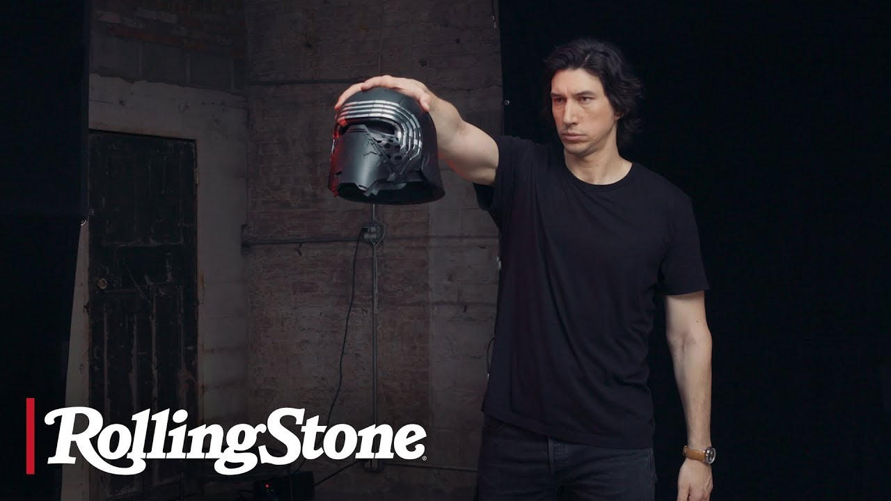 Adam Driver: The Rolling Stone Cover