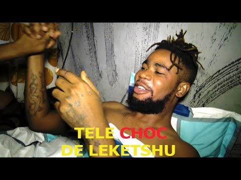 TéLé Choc4: LEKETCHOU à Présenté MUASI Naye AWUTI POTO, Vraie Chérie - BoTaLa Makambu Bazo SaLa!!