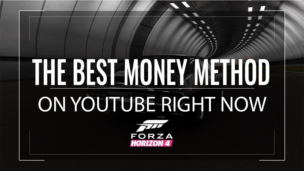 PC - Xbox One - FORZA HORIZON 4 THE BEST UNLIMITED MONEY