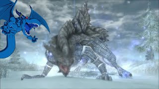 Lost Odyssey - Optional Boss: Blue Dragon