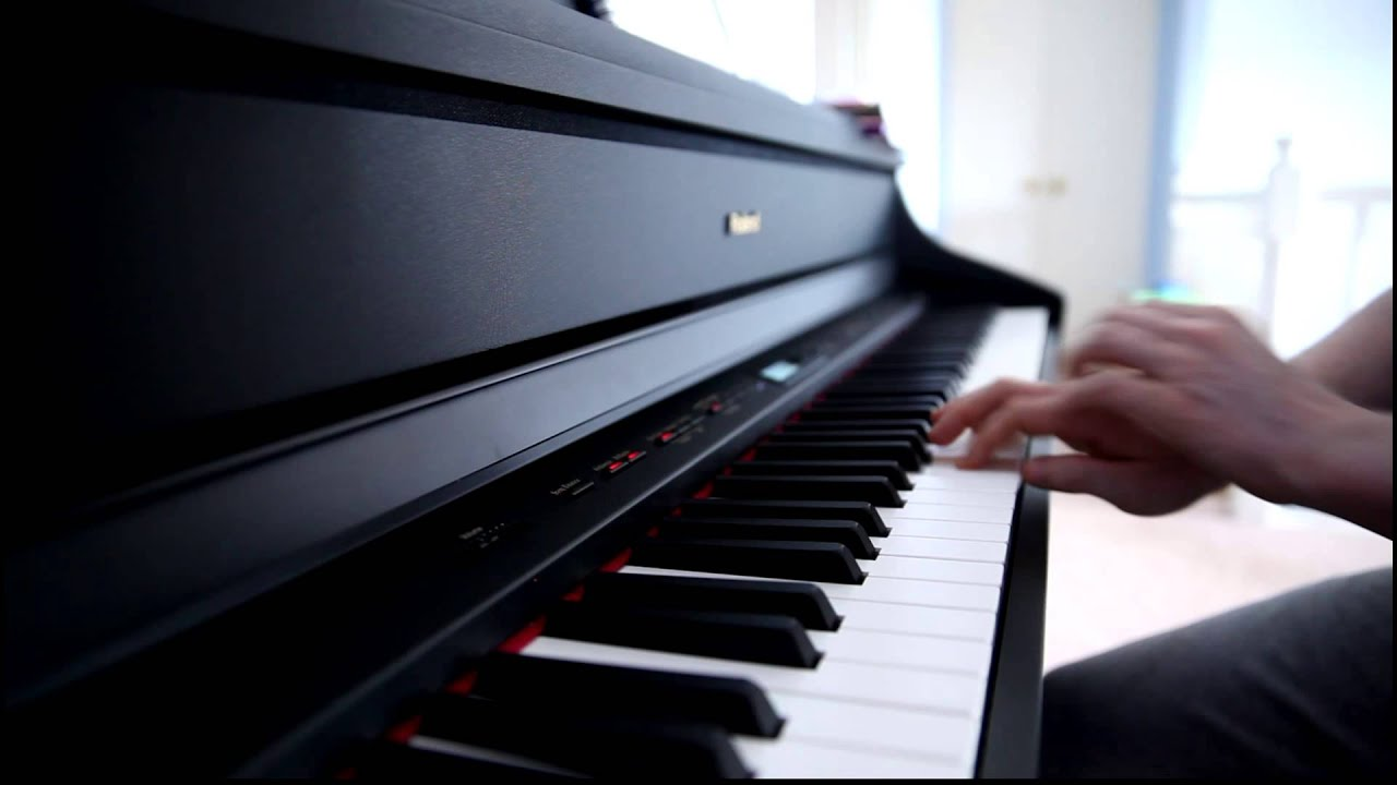 dreamscape short piano piece on roland hp 507 youtube. Black Bedroom Furniture Sets. Home Design Ideas