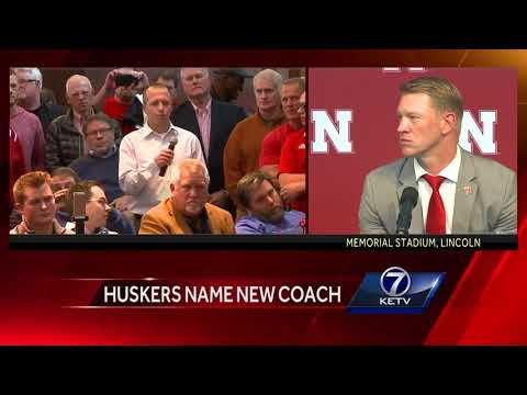 Scott Frost's introductory press conference