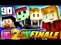 "Minecraft: How 2 Minecraft! (Season Two) ""THE FINALE!"" Episode 90 (Minecraft 1.8 SMP)"