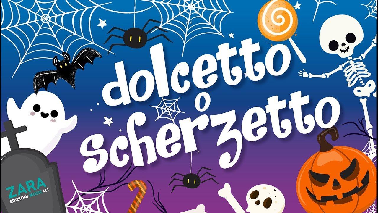 Dolcetto O Scherzetto Halloween.Zara Gang Dolcetto O Scherzetto Official Video Lyrics Youtube