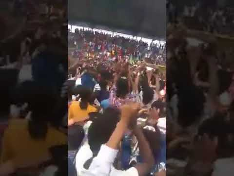 Ethiopia: OromoProtests, Ambo University Protest 1 (October 10, 2017)