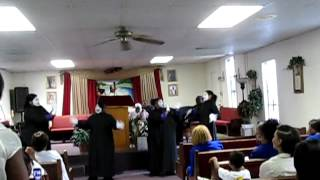 GMBC mime (Galilee Missionary Baptist Church) Stand by Donnie McClurkin