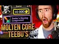 Asmongold Craziest Molten Core Run Ever - The Weekly LOOT - Classic WoW