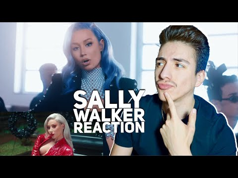 IGGY AZALEA- SALLY WALKER MUSIC VIDEO REACTION|E2 reacts