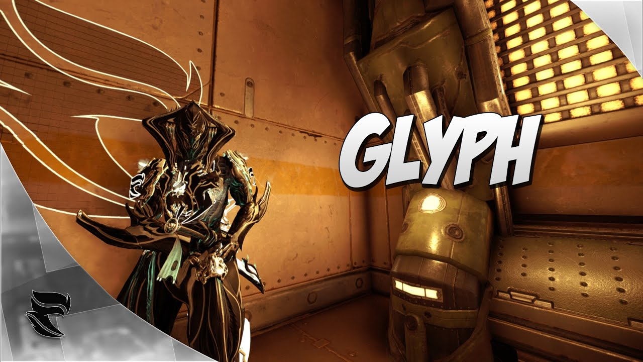 warframe how to use glyphs