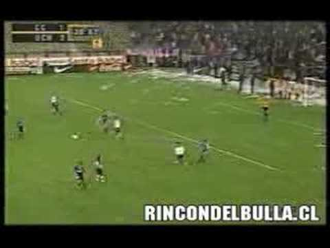 Colo-Colo 1 - 3 Universidad de Chile 2000