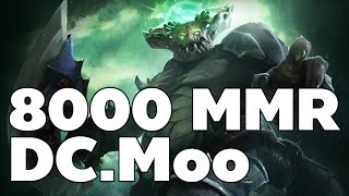 Undelord = GG By DC.MOO 8000 MMR