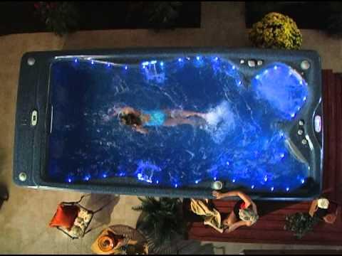 Master Spas Swim Spa H2X