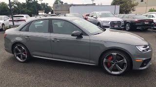 2019 Audi S4 Summit, Short Hills, Livingston, Westfield, Maplewood, NJ M191257