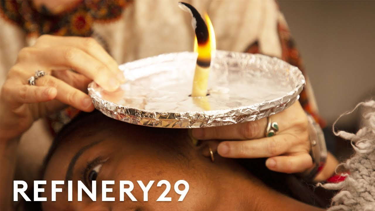 I Got Years Of Ear Wax Removed Holistically | Macro Beauty | Refinery29