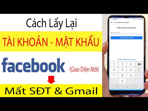 hack mật khẩu facebook bằng số điện thoại - Cách Lấy Lại Tài Khoản Mật Khẩu Facebook Khi Bị Mất SĐT và Email (Giao Diện Facebook Mới)