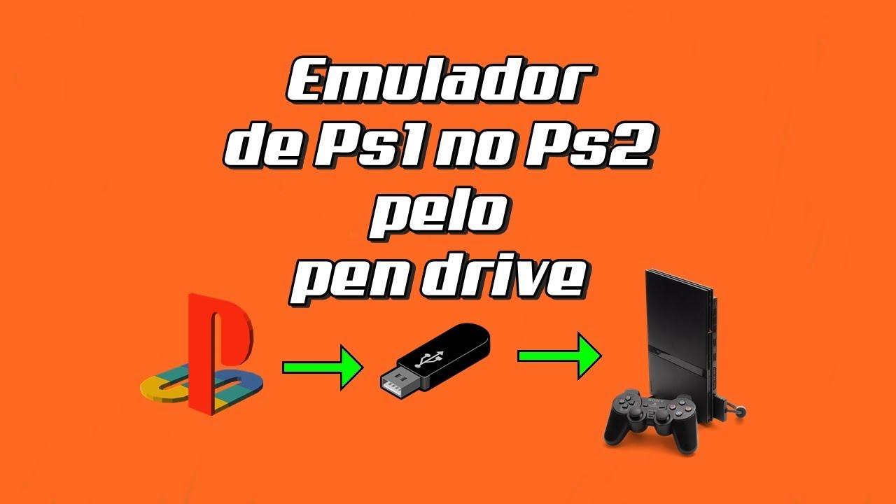 Como emular Ps1 no Playstation 2 - Ps2Psxe elf (2018)