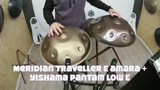 Meridian E Amara + Yishama Low E [ Melancholy COMBO] By Alessio Hangcare