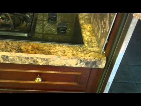 how to cut laminate countertop youtube
