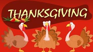Gobble Gobble  Turkey Song   Thanksgiving Song  