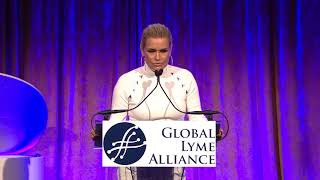 Yolanda Hadid's Speech at the 2018 Global Lyme Alliance New York Gala