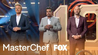 The Judges Kick Off The Finale | Season 10 Ep. 24 | MASTERCHEF