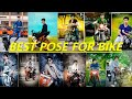 Best Poses Photoshoot With Bike || Photoshoot Poses With Bikes |How to Pose like Model | profess pos