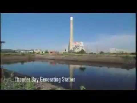 How a coal power station works(Azerbaijani-language translation)