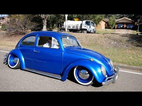 1965 VW Beetle 1300cc flat four