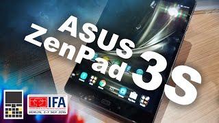 ASUS ZenPad 3S 10 - IFA 2016 - Keddr.com