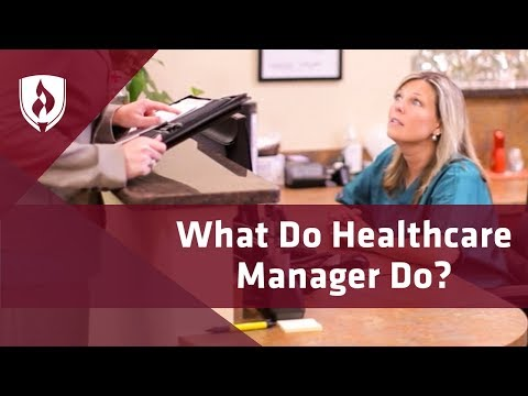 What do Healthcare Managers Do? [Career Overview]
