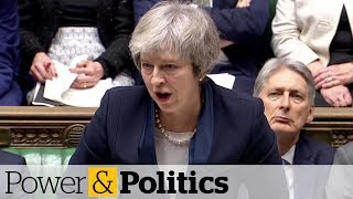 Brexit plan defeat leaves May facing non-confidence vote | Power & Politics