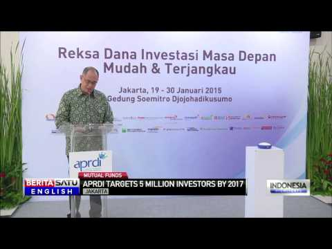 Indonesia's Mutual Fund Managers Eye Expansion Plans