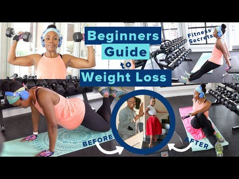 beginners-guide-to-weight-loss-workout-|-cardio,-short-gym-+-home-workout-|-health-&-nutrition