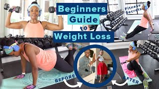 Beginners Guide to Weight Loss Workout   Cardio, Short Gym + Home Workout   Health & Nutrition