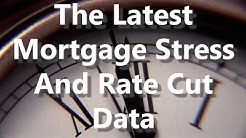 The Latest Mortgage Stress And Rate Cut Data