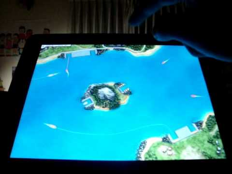 Harbor Master HD - iPad App Review TV
