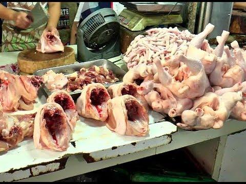 Bentahan ng manok sa ilang pamilihan, matumal kasunod ng avian flu outbreak sa Pampanga