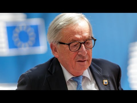 Live | EU Summit: Donald Tusk and Jean-Claude Juncker speak at a news conference