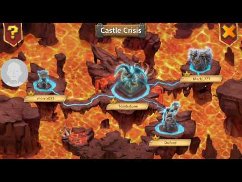 Latest Archdemon On Android Castle Clash Server,  Atlanticore Method 2 Tries.