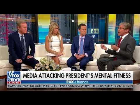 Media Attacking Trump's Mental Fitness