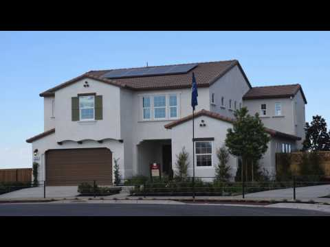 Tracy California: Residence Seven - 4-5 Bedrooms - Two Story, Spacious Design.