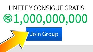 Enter THIS GROUP and GET MILLION ROBUX FREE!! ROBLOX [SAVING MYTHS]