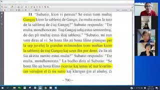 04 Studrondo pri La Diamanta Sutro | 에스페란토 금강경 11-14장 공부 (zoom)
