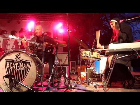 Reverend Beat-Man & Sister Nicole - I've Got The Devil Inside live @ Festival Beat 25°