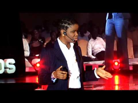 Why every woman should giggle: Yewande Sadiku at TEDxLagos