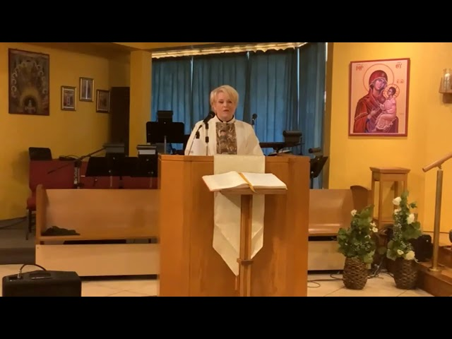 Baptism of Jesus - Homily by Deacon Tammy Fuqua
